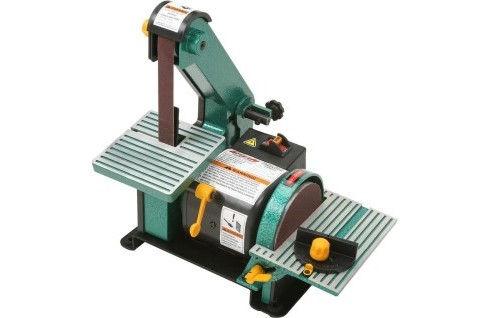 Grizzly Industrial Disc Combo Sander